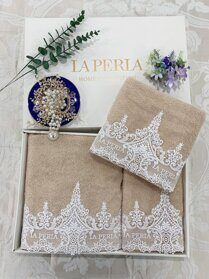 Набор полотенец Laperla Home Collection