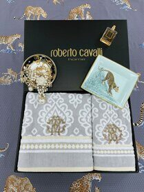Набор полотенец Roberto Cavalli Home Collection