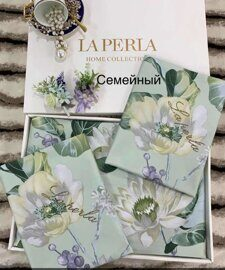КПБ семейный Laperla home collection