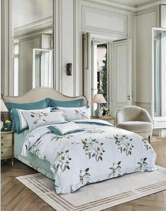 КПБ Blumarine Home Collection Svad Dondi (французский батист)