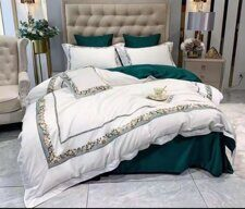 КПБ Roberto Cavalli Home Collection с вышивкой