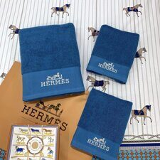 Полотенца Hermès  home collection