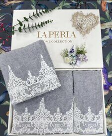 Полотенца  Laperla Home collection