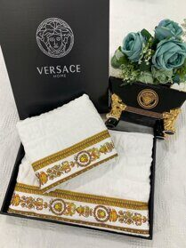 Полотенца Versace  home collection
