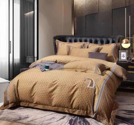 КПБ HERMES home collection LUX PREMIUM